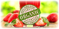 organic strawberry juice concentrate
